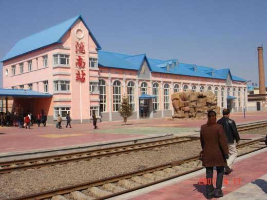 洮南火车站1