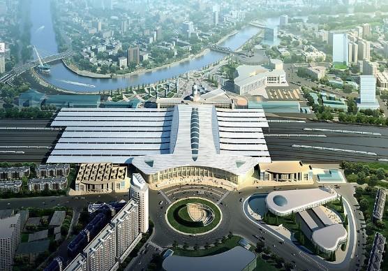 天津火车站1