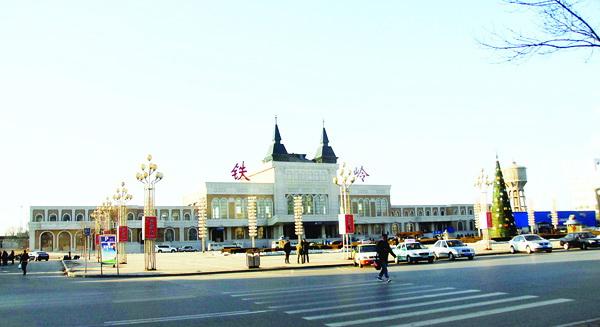 铁岭火车站1