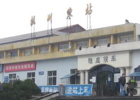 杭州东火车站1