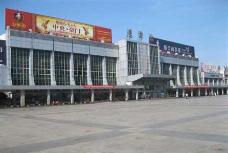 鹰潭火车站1