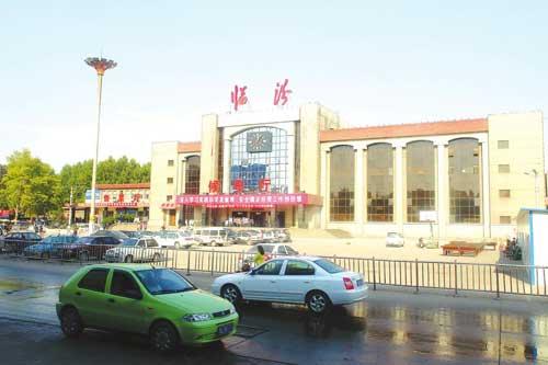 临汾火车站1