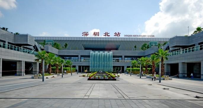 深圳北火车站1