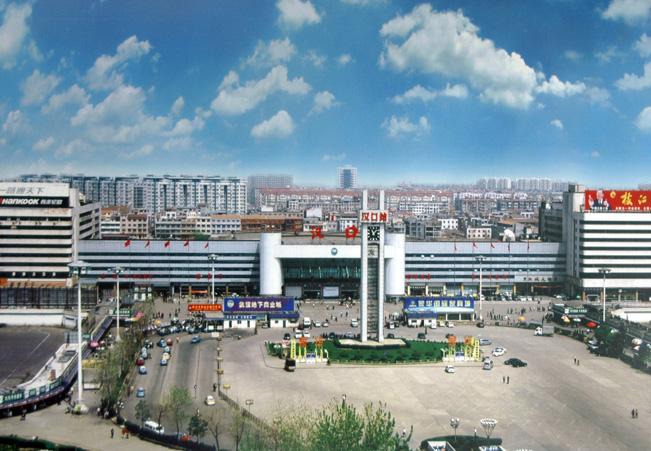 汉口火车站1