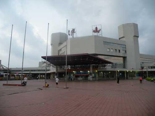 佛山火车站1