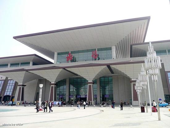 武昌火车站1