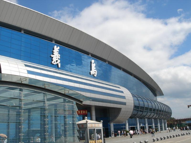 义乌火车站1