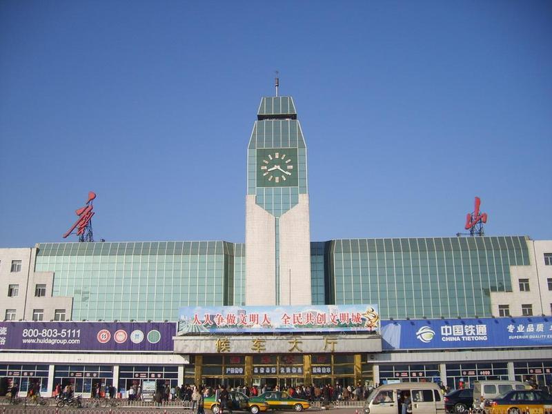 唐山火车站1