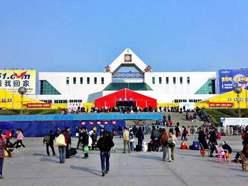 吉安火车站1