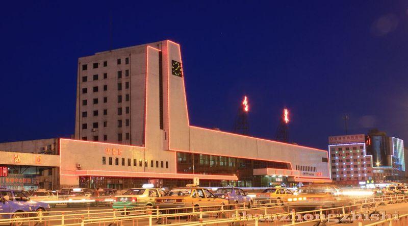 吉林火车站1