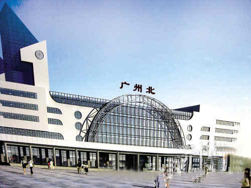 广州北火车站1