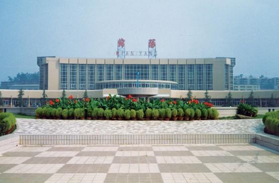 绵阳火车站1