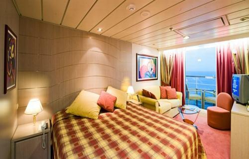 地中海邮轮_春节假期搭豪华邮轮畅享地中海美景