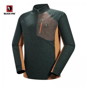 BLACK YAK(布来亚克) 男款长袖半拉T恤-1TS99-FDM323