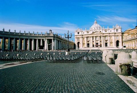 梵蒂冈梵蒂冈景点图片 梵蒂冈梵蒂冈旅游景点照片 梵蒂冈...