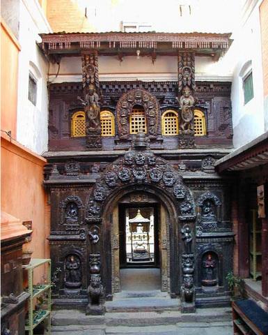 尼泊尔帕坦景点图片 尼泊尔帕坦旅游景点照片 尼泊尔帕坦2...