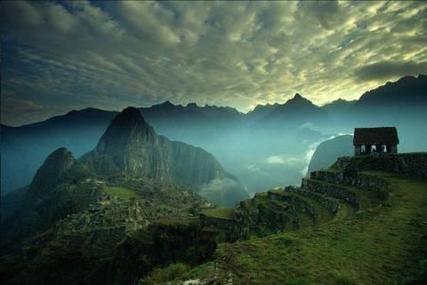 秘鲁马丘比丘景点图片 秘鲁马丘比丘旅游景点照片 秘鲁马...