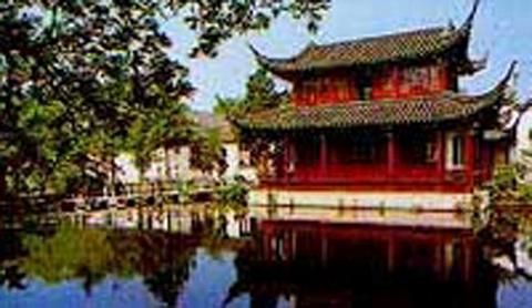 南京煦园景点图片 南京煦园旅游景点照片 南京煦园3精美图...