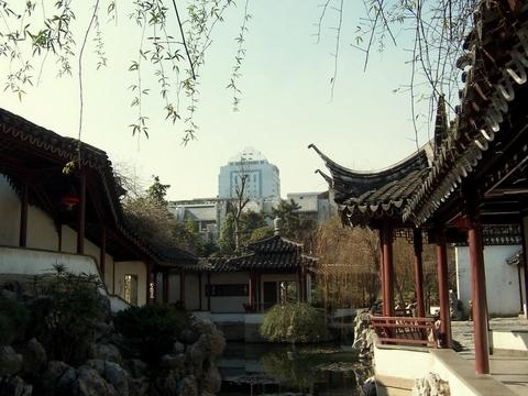 南京瞻园景点图片 南京瞻园旅游景点照片 南京瞻园3精美图...