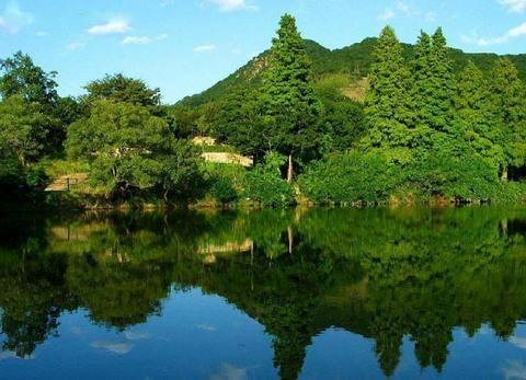 天湖旅游区