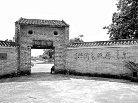 广州洪秀全故居景点图片 广州洪秀全故居旅游景点照片 广...