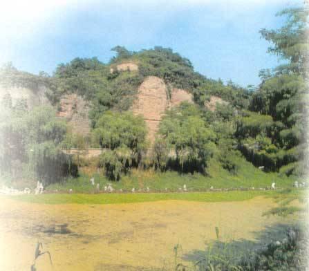 南京石头城景点图片 南京石头城旅游景点照片 南京石头城2...