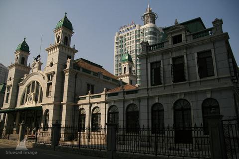 大智门火车站
