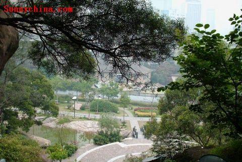 金榜山公园2