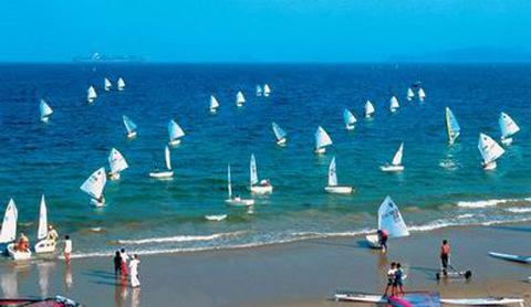 小梅沙海滨旅游中心