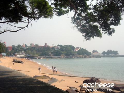 港仔后海边沙滩