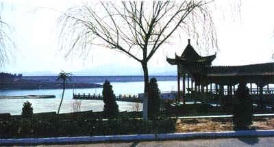 白沙湖风景区2