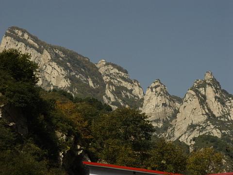 灵寿五岳寨风景旅游区