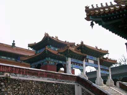 保定清西陵景点图片 保定清西陵旅游景点照片 保定清西陵4...