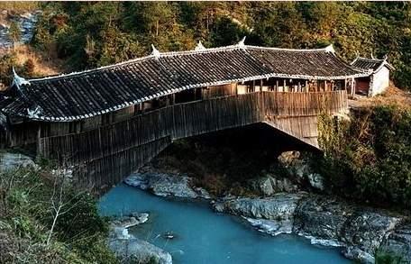 温州三条桥景点图片 温州三条桥旅游景点照片 温州三条桥1...
