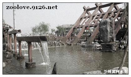 兰州水车园景点图片 兰州水车园旅游景点照片 兰州水车园7...