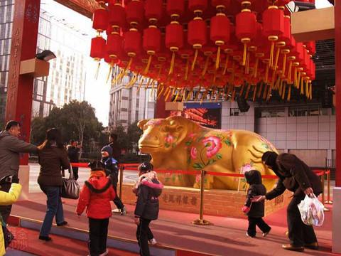 上海南京路步行街04