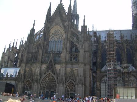 德国科隆大教堂景点图片 德国科隆大教堂旅游景点照片 德...
