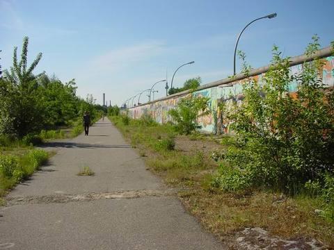 德国柏林墙景点图片 德国柏林墙旅游景点照片 德国柏林墙2...
