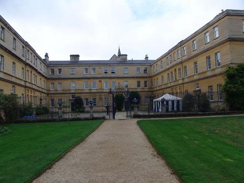 英国牛津大学 - 大雪无痕 - WY互联友吧、信息资讯之家!