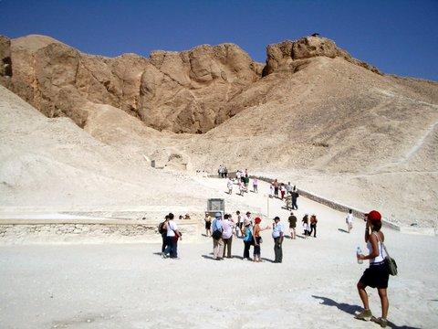 埃及帝王谷景点图片 埃及帝王谷旅游景点照片 埃及帝王谷6...