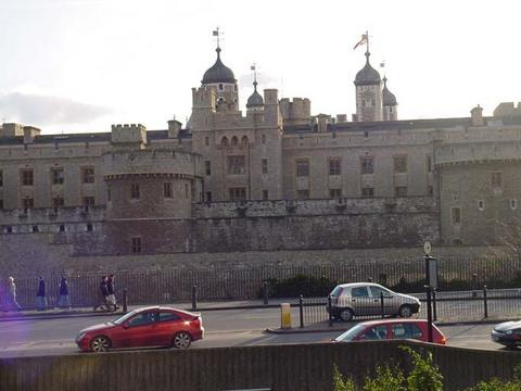 英国伦敦塔景点图片|英国伦敦塔旅游景点照片|英国塔