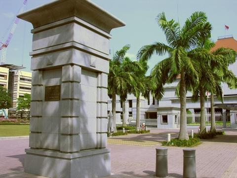 新加坡国会大厦景点图片 新加坡国会大厦旅游景点照片 新...