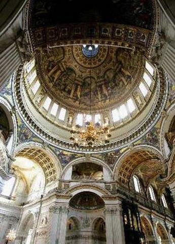 巴西圣保罗大教堂景点图片 巴西圣保罗大教堂旅游景点照...