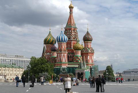 俄罗斯红场景点图片 俄罗斯红场旅游景点照片 俄罗斯红场1...