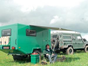 湖南将规划建设150处自驾车房车露营地