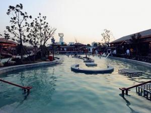 南京汤山温泉房车露营地预计今年5.1开营