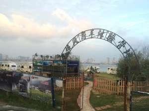 南昌季候风房车城市露营体验公园