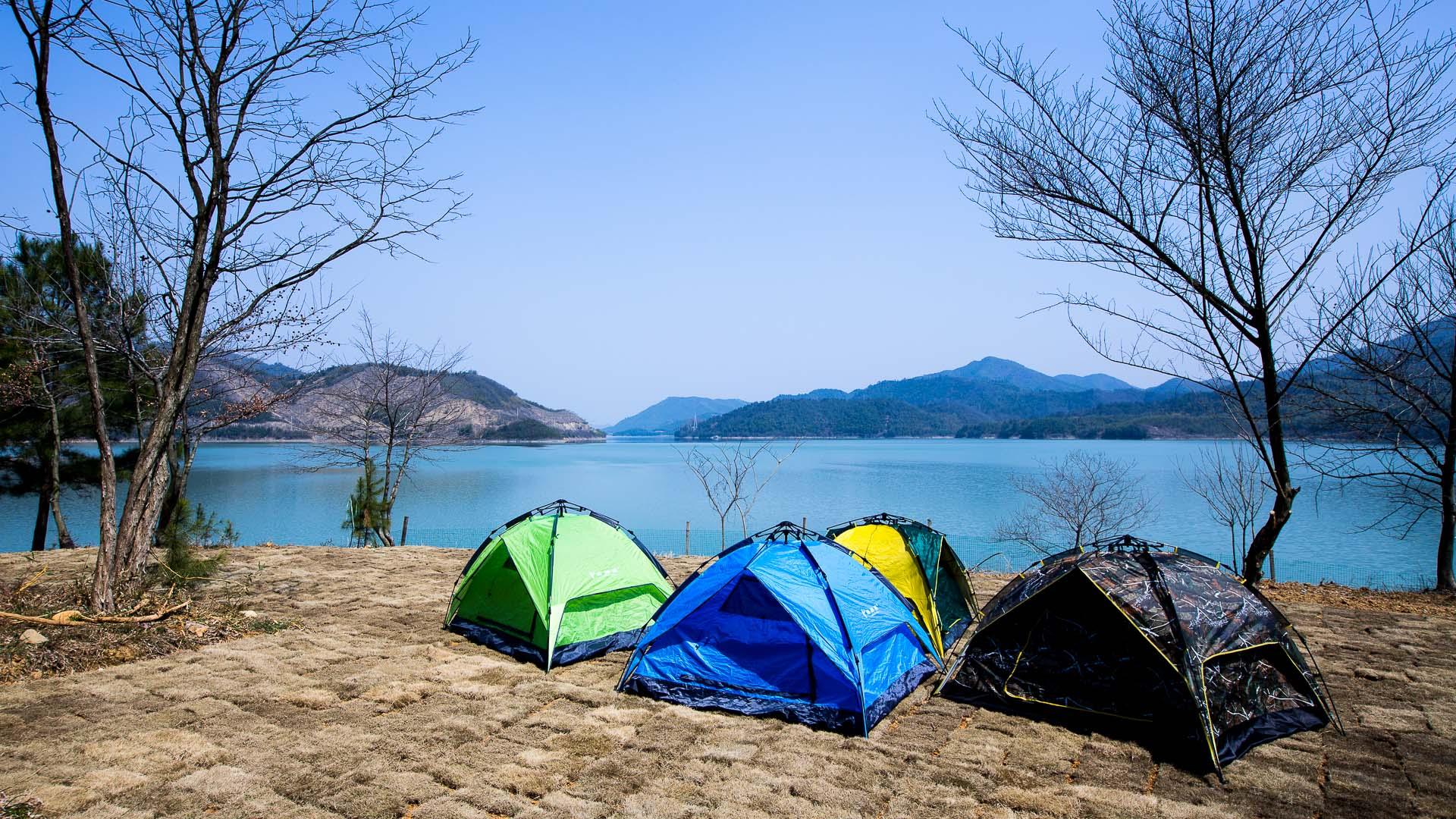 安吉天泇山户外露营基地