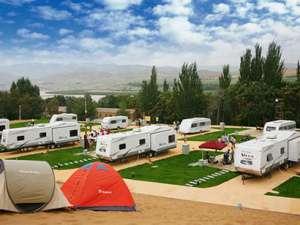 今年甘肃省将打造20个以上示范性房车营地