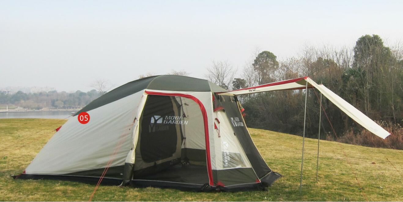 途锐3(帐篷)